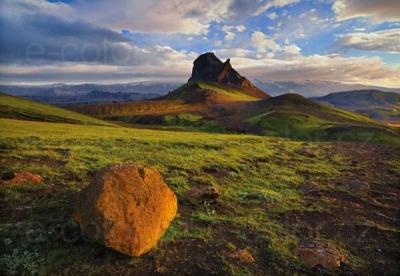 Fototapeta na zeď Island