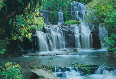 Fototapeta Vodopád Pura Kaunui