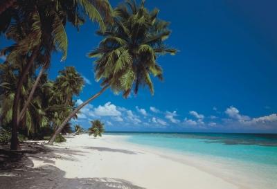 Fototapeta Maledivy
