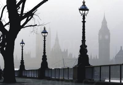Fototapeta Vlies Londýn