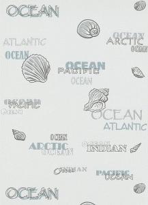 Tapety do kuchyně a koupelny Oceány