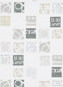 Tapety do kuchyně a koupelny Oběd