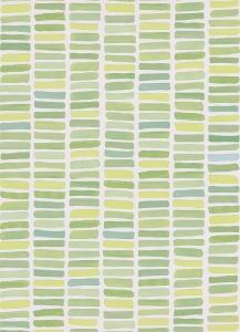 Tapety do kuchyně a koupelny Mozaika zelená