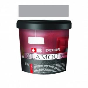 Barvy exklusivní na zeď Glamour stříbrná