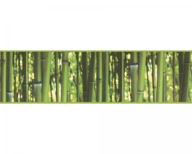 Samolepící bordury na zeď Bambus