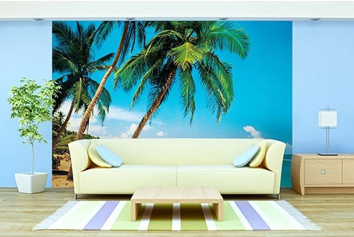 Fototapeta na zeď Tropicale
