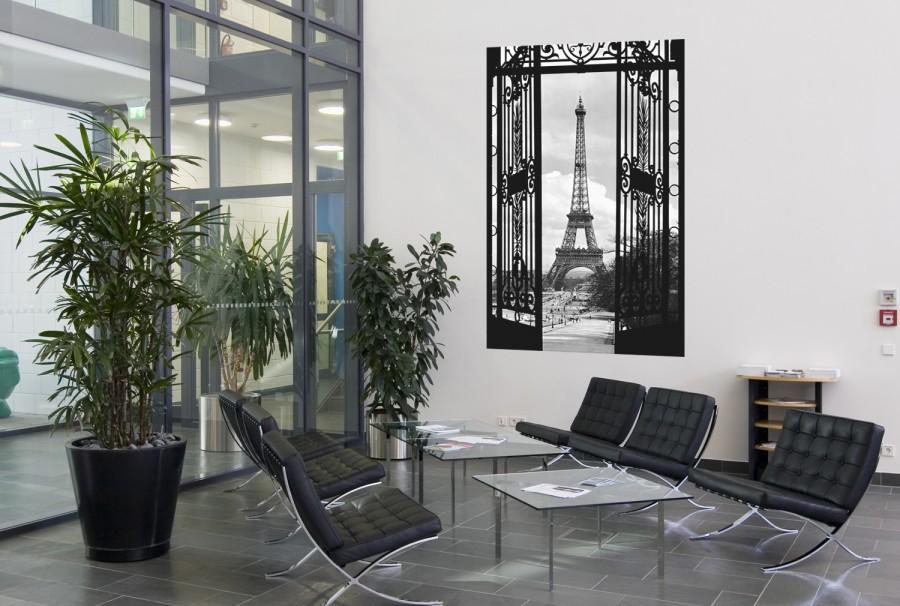 Fototapety Eiffelova věž