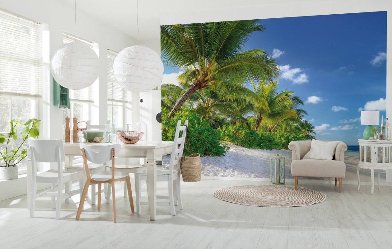 Fototapeta Reunion pláž