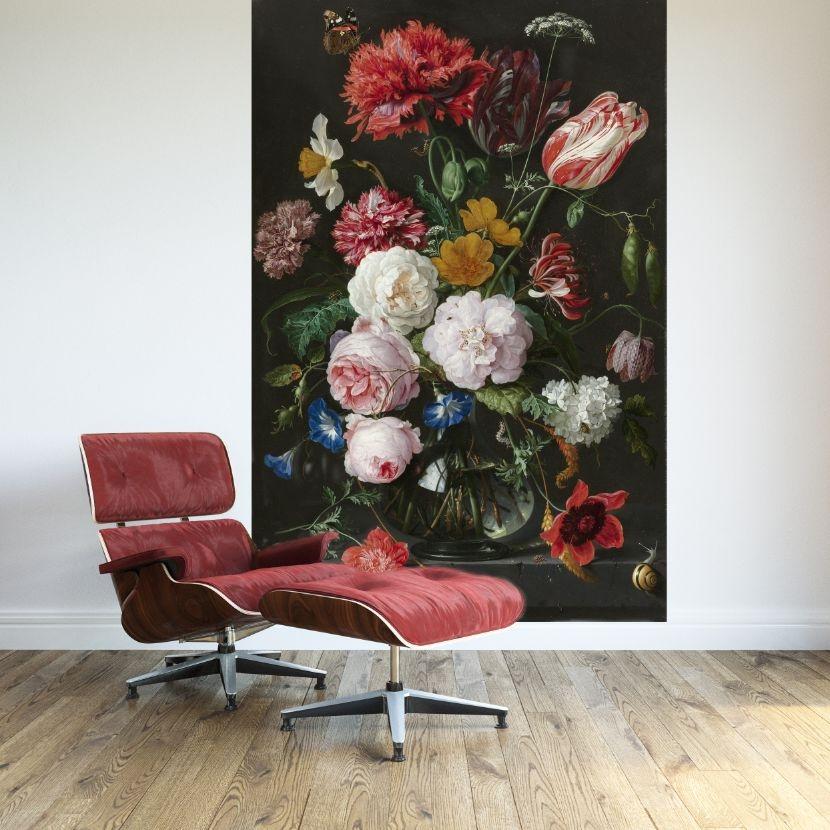 Fototapeta Květiny ve váze