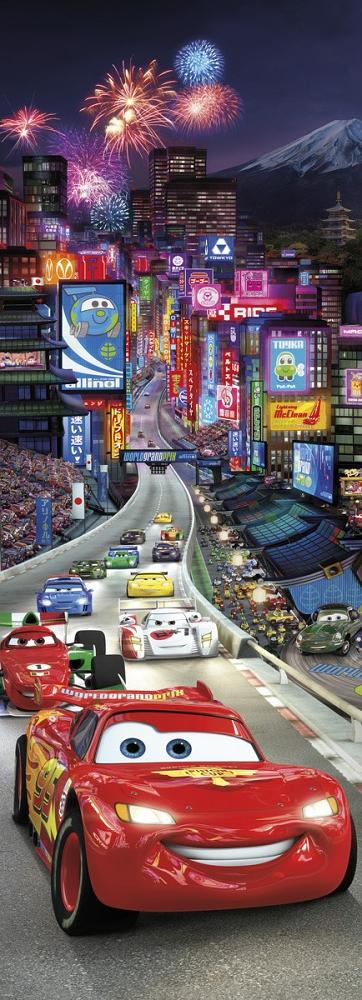 Dětská fototapeta Cars Tokyo