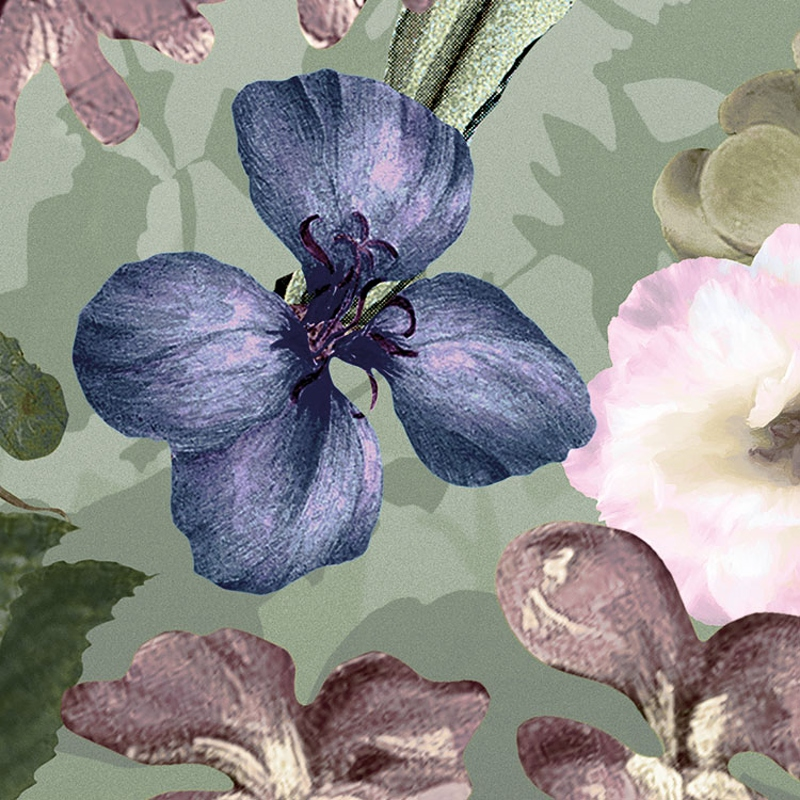 Fototapeta Vlies Botanica