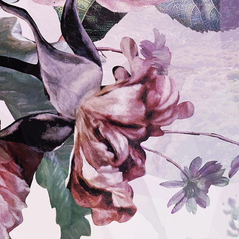 Fototapeta Vlies Wish květiny