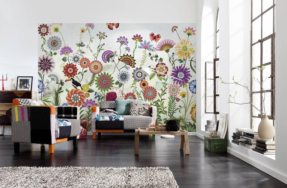 Fototapeta Komar Brazil - Květiny
