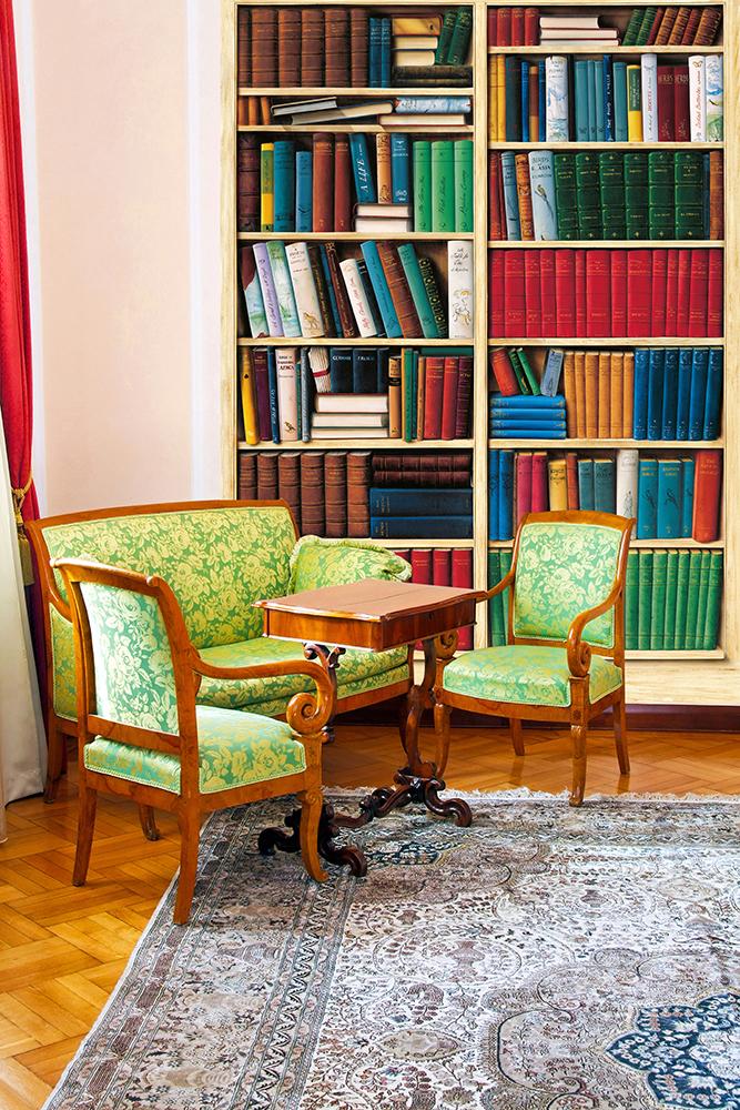Fototapeta na zeď Knihovna