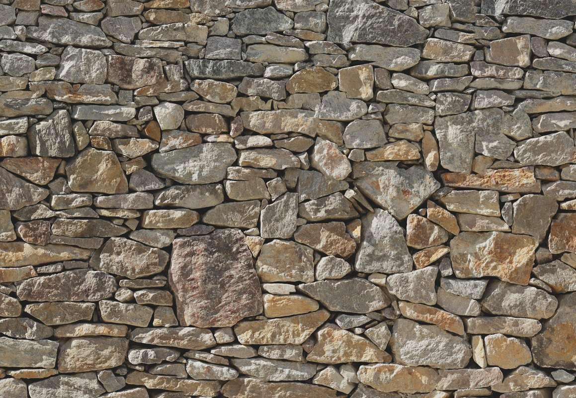 Fototapeta Vlies Kamenná zeď - Stone wall