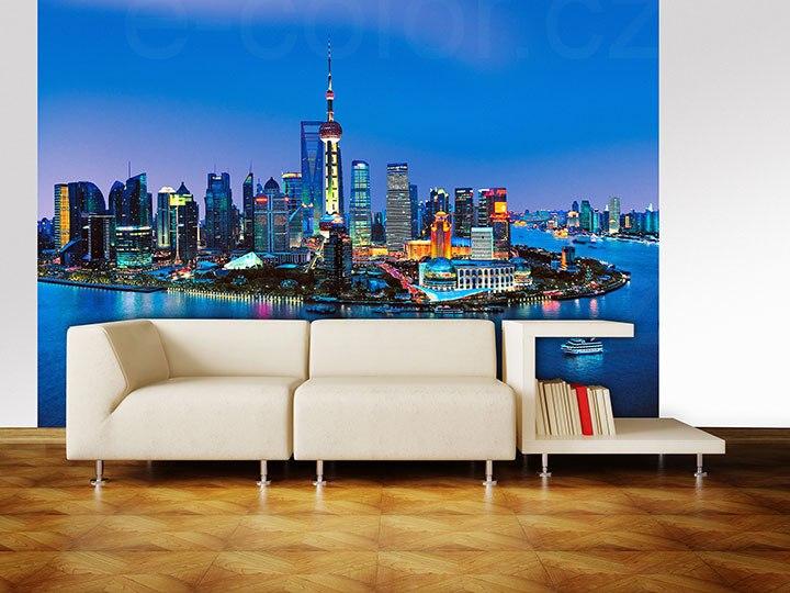 Fototapety Shanghai