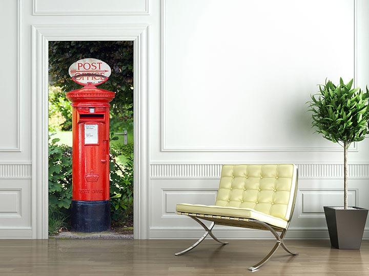 Fototapety Poštovní schránka Anglie