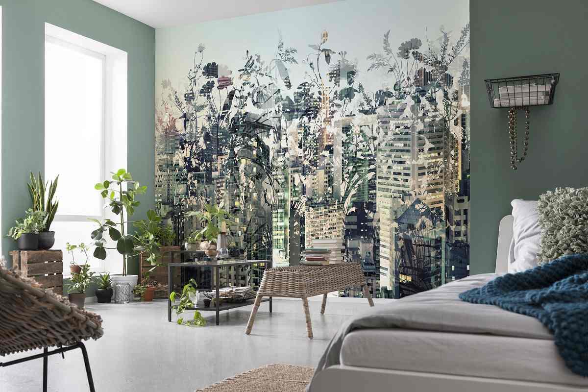 Fototapety Urbanistická džungle