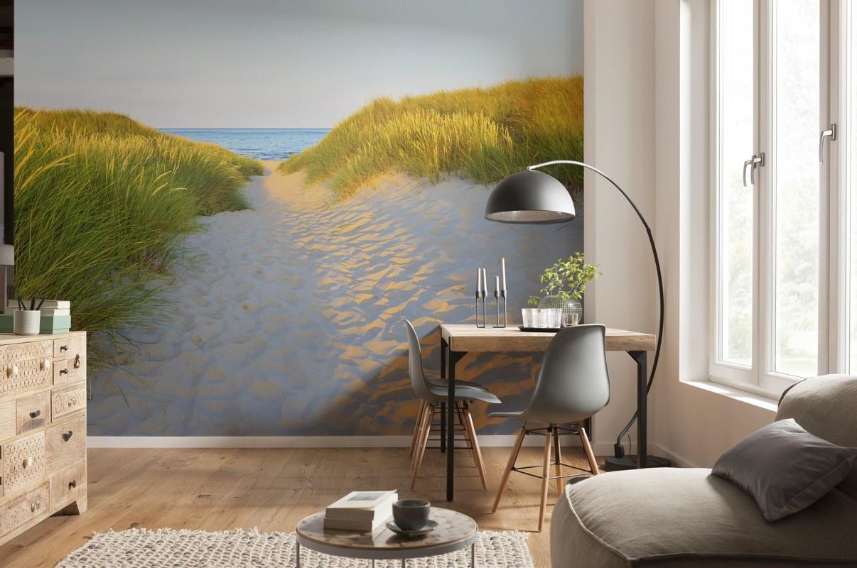 Fototapeta na stěnu Cesta na pláž