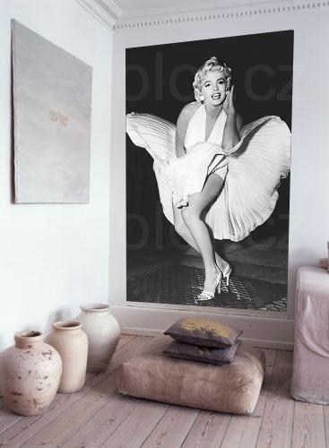 Fototapety Tančící Marilyn