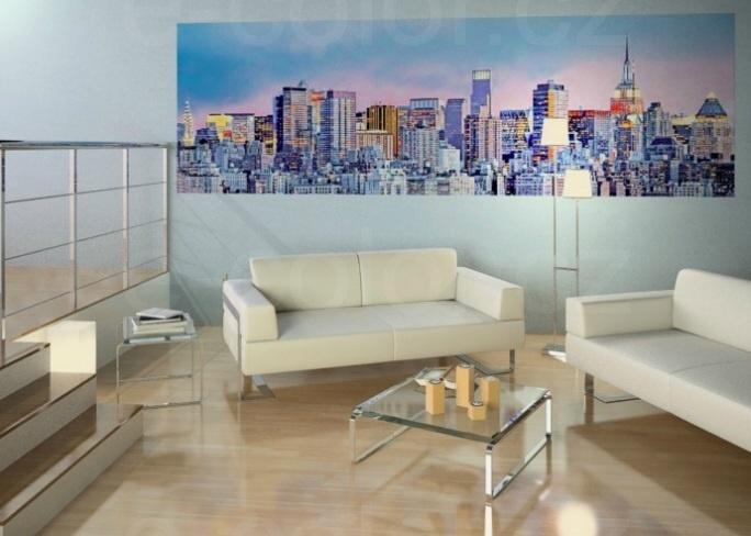 Fototapety New York Panorama