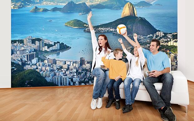 Fototapety na zeď Rio