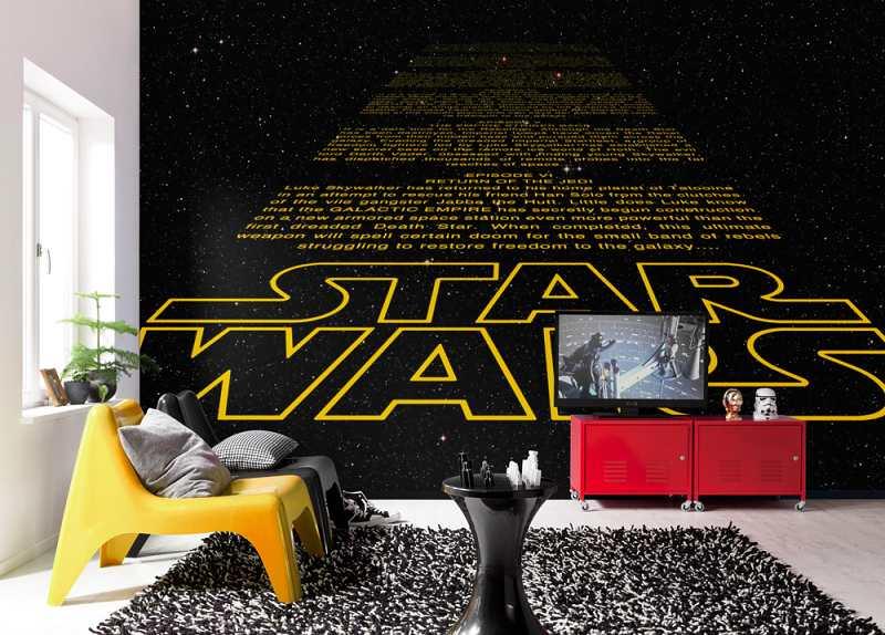 Fototapety Star Wars úvodní titulky