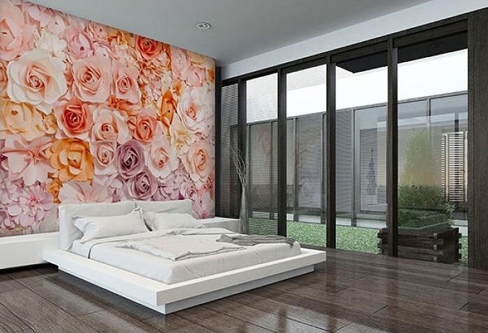 Fototapety na zeď Květiny