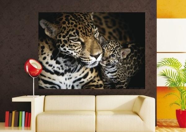 Fototapety Leopardi