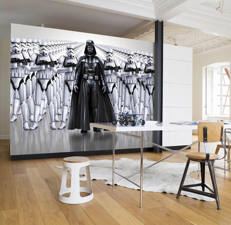 Fototapety Star Wars Darth Vader a imperiální vojáci