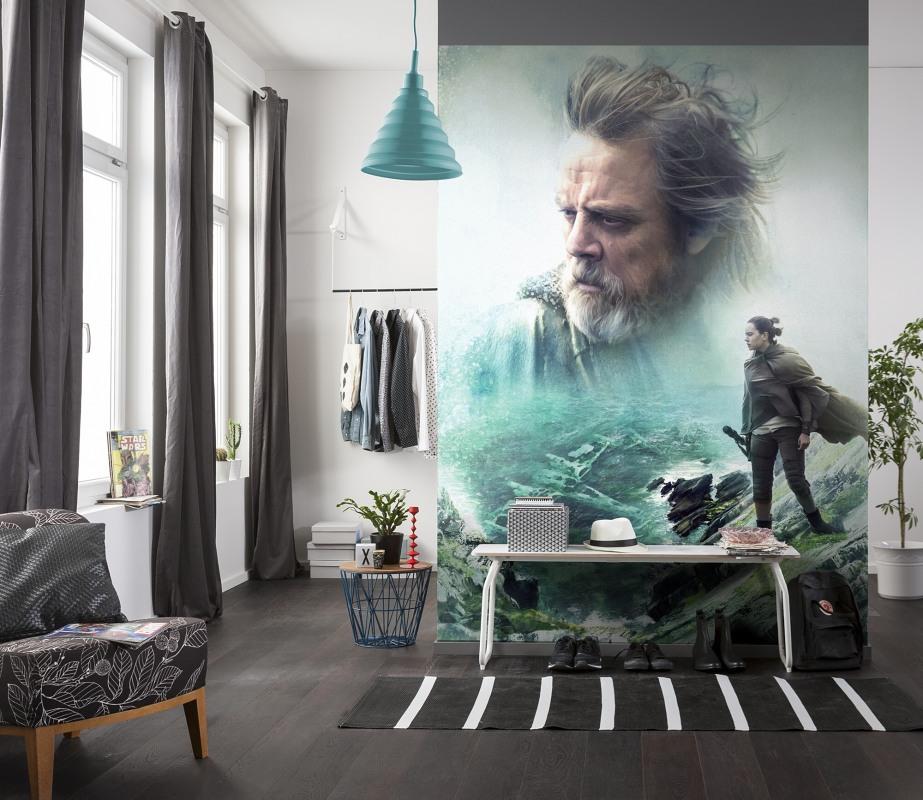 Fototapeta Star Wars - Hvězdné války, Poslední z Jediů