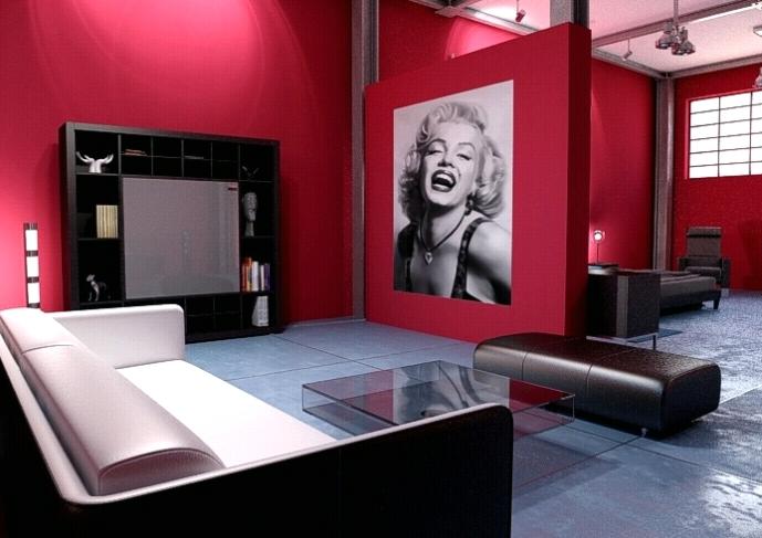 Fototapety na zeď Marilyn Monroe