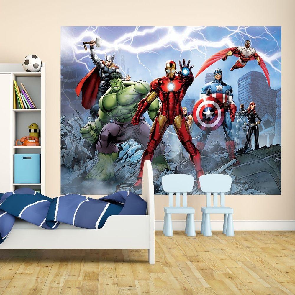 Fototapeta Avengers vlies