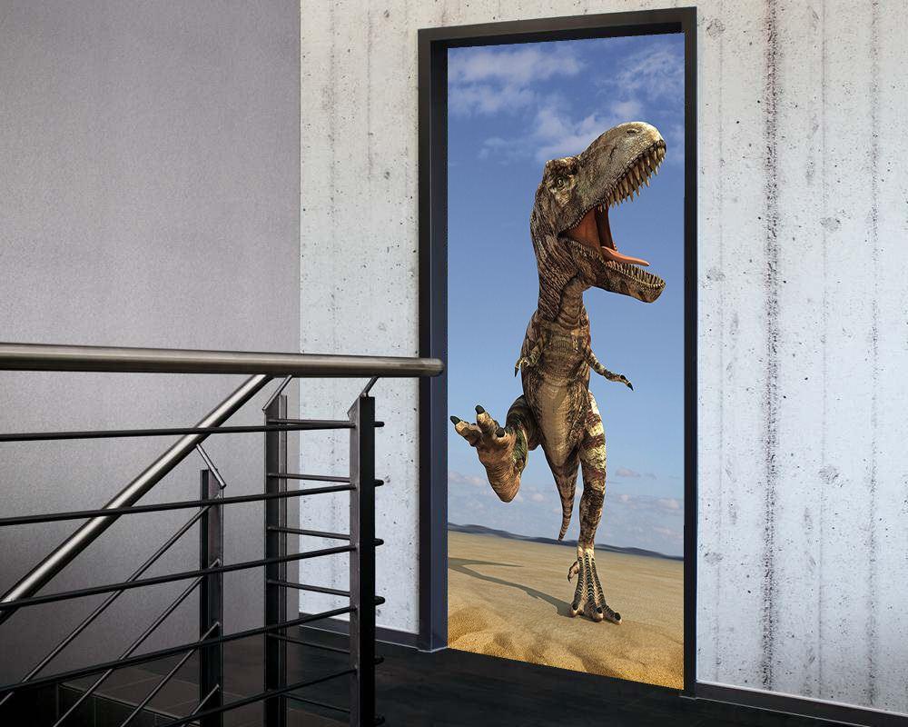 Fólie na renovaci dveří Rex