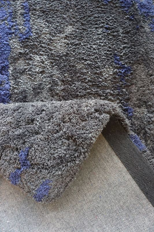 koberec impression od sch ner wohnen vzorov zna kov koberce edo modr. Black Bedroom Furniture Sets. Home Design Ideas
