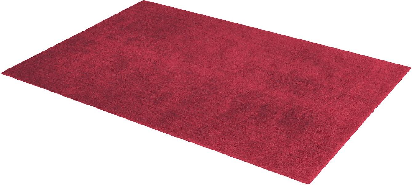 jednobarevn zna kov koberce sch ner wohnen kolekce koberc victoria erven barva. Black Bedroom Furniture Sets. Home Design Ideas