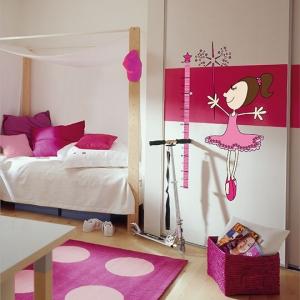 Dětské dekorace na zeď Kouzelná Víla metr