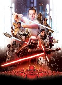 Fototapeta Hvězdné války - Star Wars  Rey