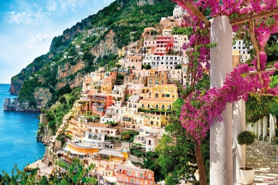 Fototapeta Vlies Positano Amalfi