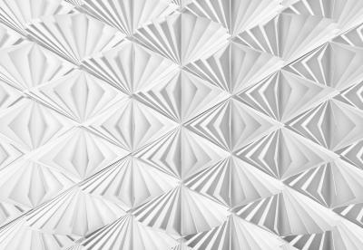 Fototapeta Origami Delta