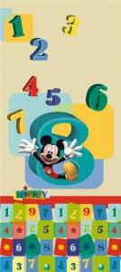 Fototapeta pro děti Mickey Mause násobilka