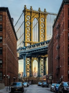 Fototapeta Vlies Brooklynský most
