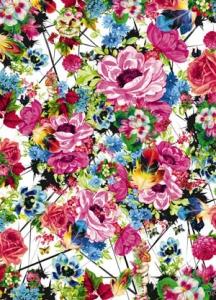 Fototapety Romantické květiny