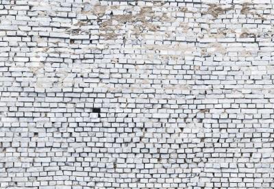 Fototapety na zeď Bílé cihly