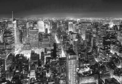 Fototapety Vliesové NY v noci