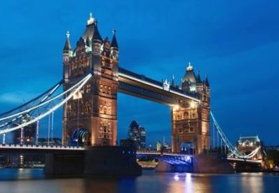 Fototapety Vliesové Tower Bridge