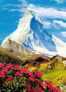 Fototapeta na zeď Matterhorn