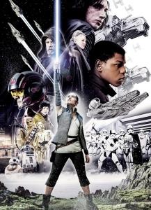Fototapeta Star Wars - Hvězdné války, Balance