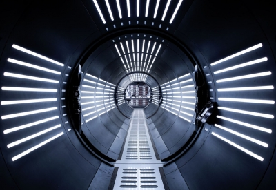 Fototapeta Star Wars - Hvězdné války, Tunel