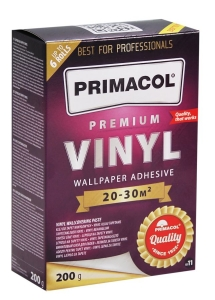 Lepidlo na vinylové tapety Primacol